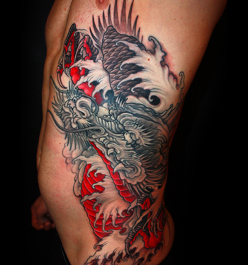 White Dragon Tattoo Studio Belfast